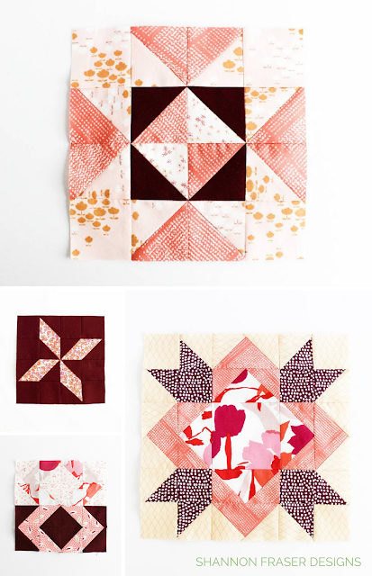 Sewcial Bee Sampler | Q1 2018 Finish-A-Long Quilt Projects | Shannon Fraser Designs | Modern Quilting | WIP | Quilt Patterns