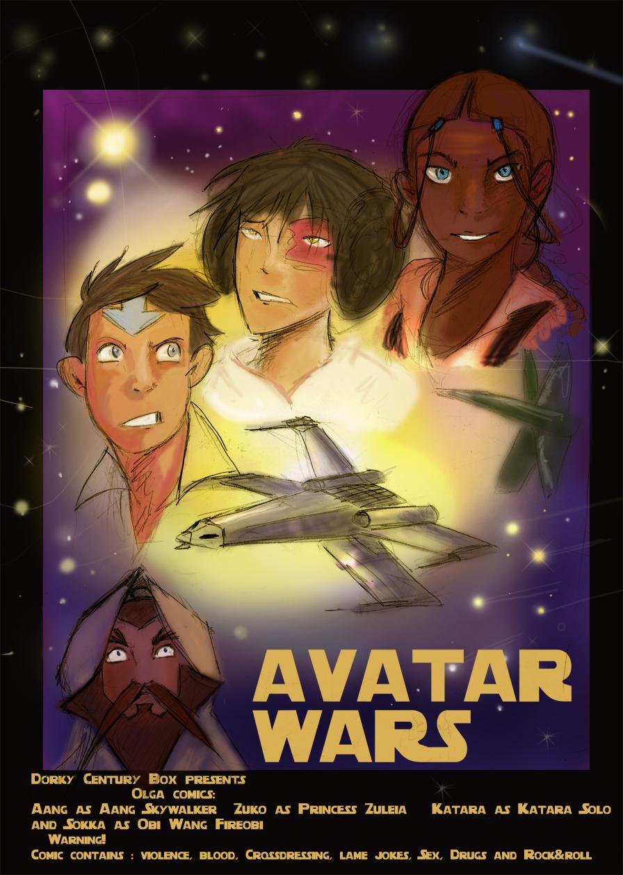 5 legend of korra star wars and avatar wars pictures