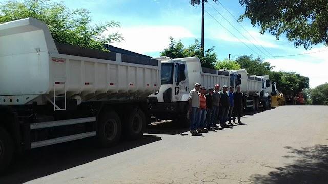 Palmital se prepara para restaurar estrada do Rio Cantu até o acesso ao Rio Jacaré