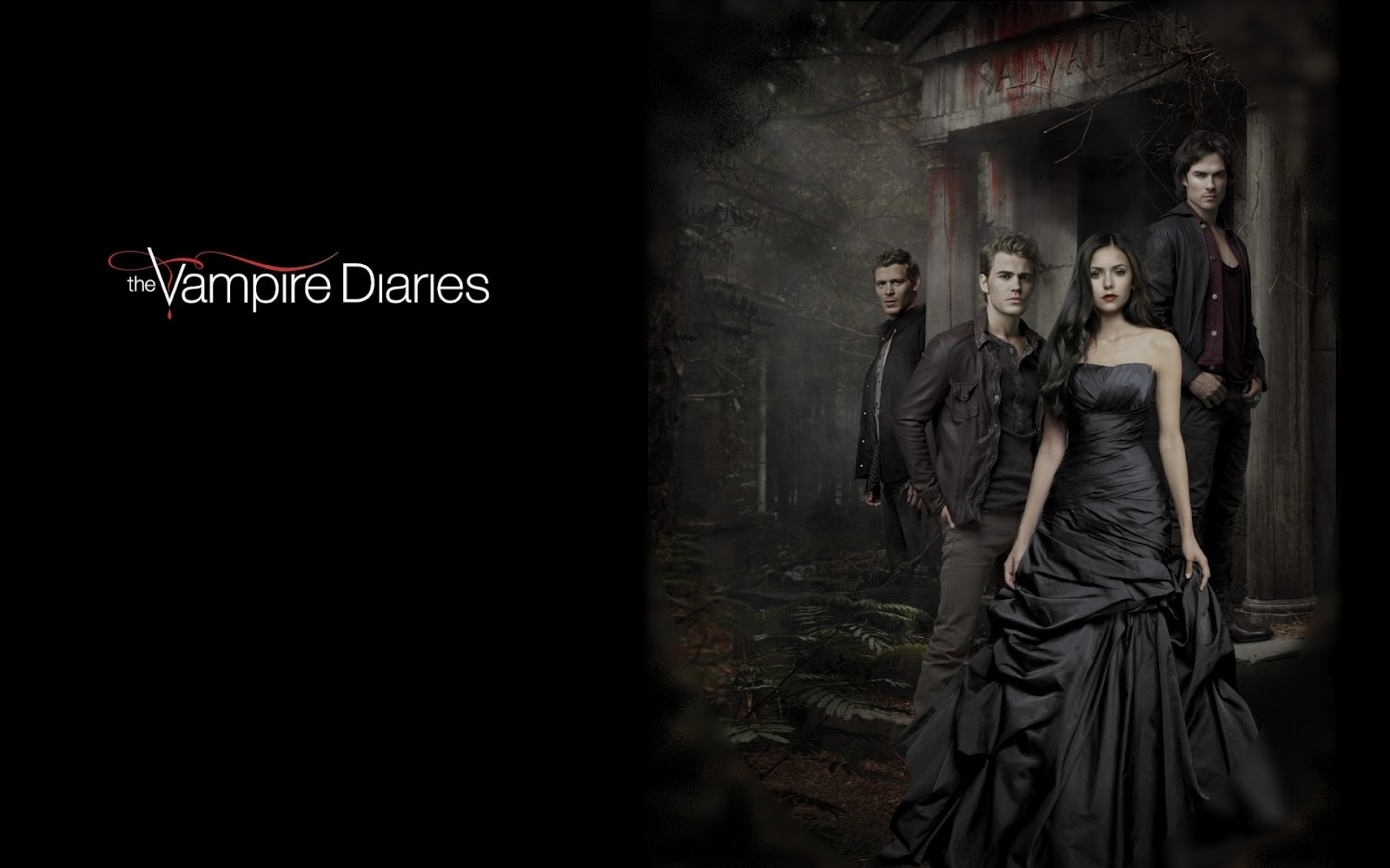 Wallpaper The Vampire Diaries: Eyesurfing: Vampire Diaries Wallpaper TV Series