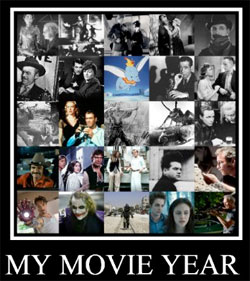 My Movie Year organized by Fandango Groovers Movie Blog
