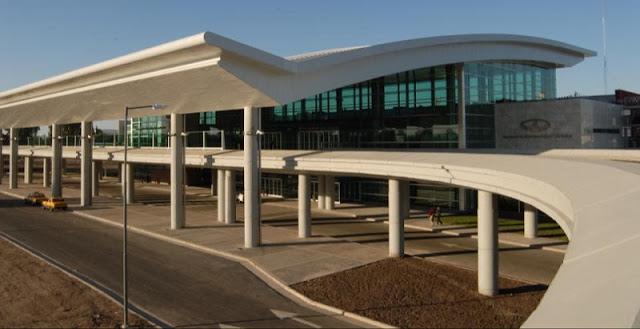 Como ir do Aeroporto Internacional Pajas Blancas até o centro de Córdoba