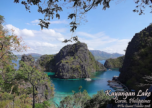 The Beautiful Islands of Coron, Palawan