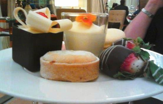 Athenaeum Hotel Afternoon Tea Review