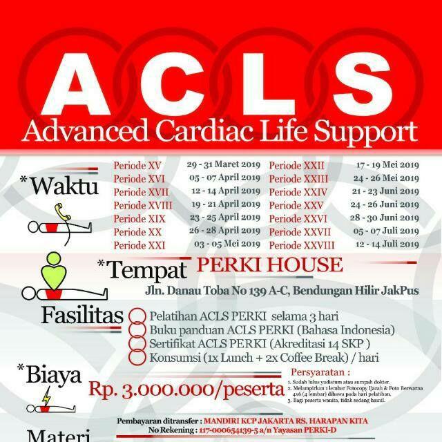 ACLS PERKI HOUSE JAKARTA