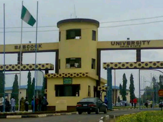 Babcock University Front Schoo Gate