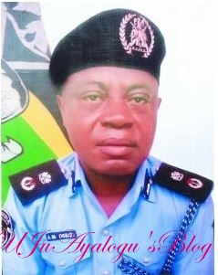 Police Commissioner in Abia Removed and Replaced Immediately