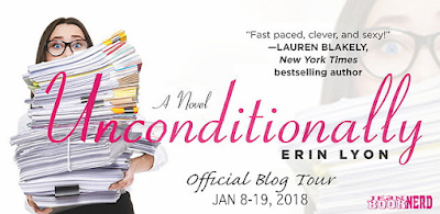 Unconditionally Blog Tour banner