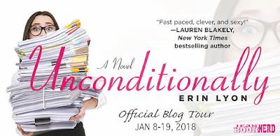 Unconditionally Blog Tour banner