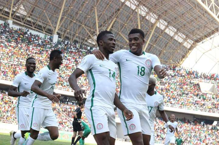I can convince Arsenal to sign Iheanacho-Iwobi