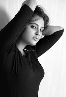 Nandita Swetha Spicy New Actress in Stunning Portfolio Pictureshoot Spicy Pics