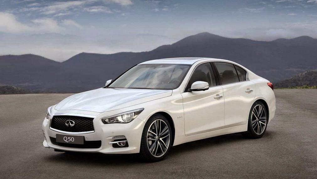 2017 Infiniti Q50 Hybrid Mpg And Review