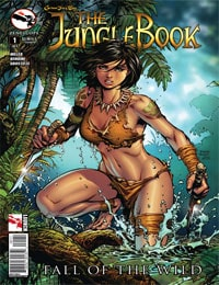 Grimm Fairy Tales presents The Jungle Book: Fall of the Wild