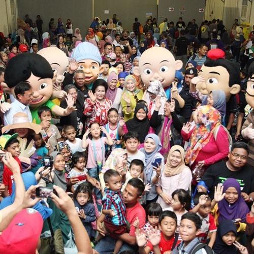 MAHA 2016 Diserbu 3.7 Juta Pengunjung