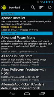 Download Xposed Framework 2016
