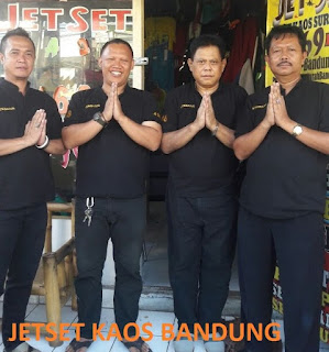 Jasa Pembuatan Kaos Baju Bandung Purwakarta Sampurasun
