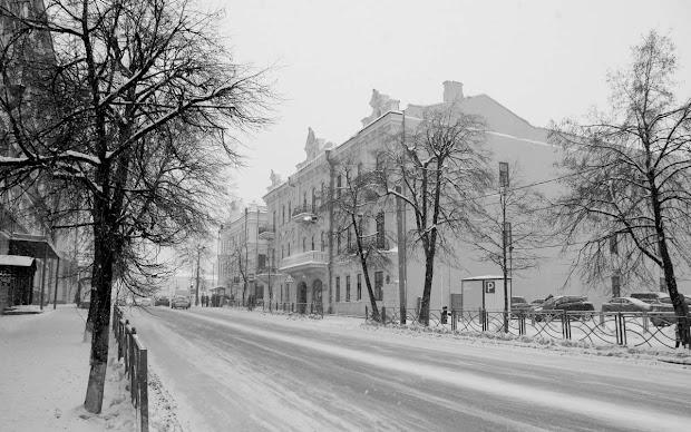 Улица Карла Маркса - одна из самых респектабельных улиц XVIII века.
