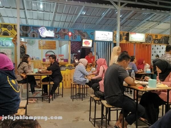 orchard Ice Road dan Kebab King