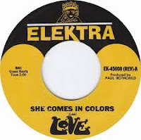 She Comes in Colours (Love)