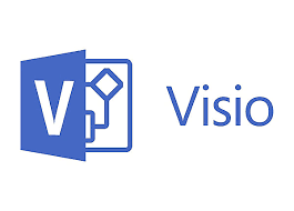logotipo de Microsoft Visio