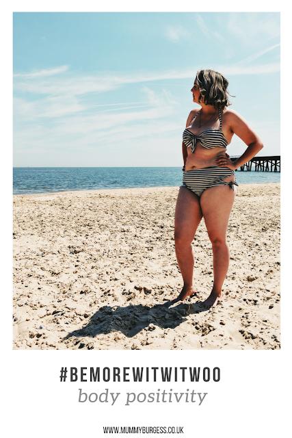 #BeMoreWitWitWoo, Body Positivity