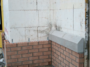 Insulated Concrete Forms Construction Updates