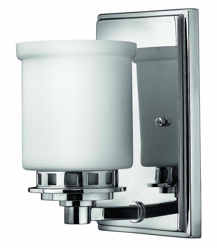 Bathroom Sconces Chrome: Mad For Mid-Century: Modern Bathroom Sconces