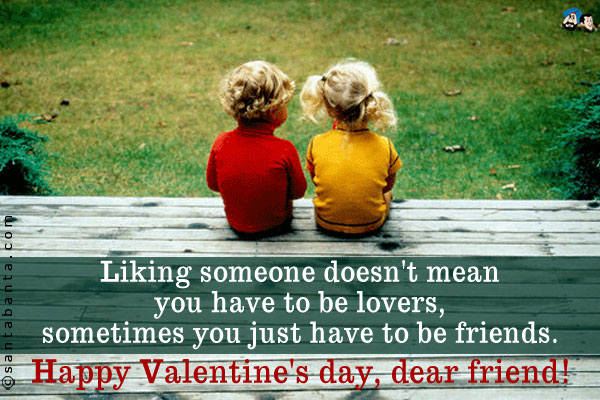 Happy Valentine Day Quotes For Friends | Happy Valentine Day To my Best Friend