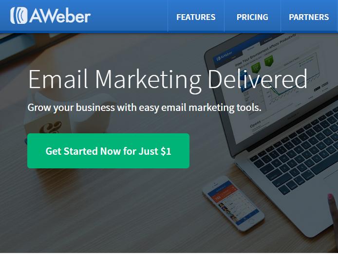 Best Email Marketing Software Aweber