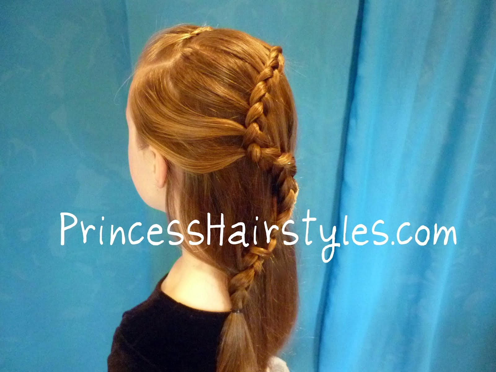 Hairstyles With Braids Tumblr: Hairstyles For Girls - Princess