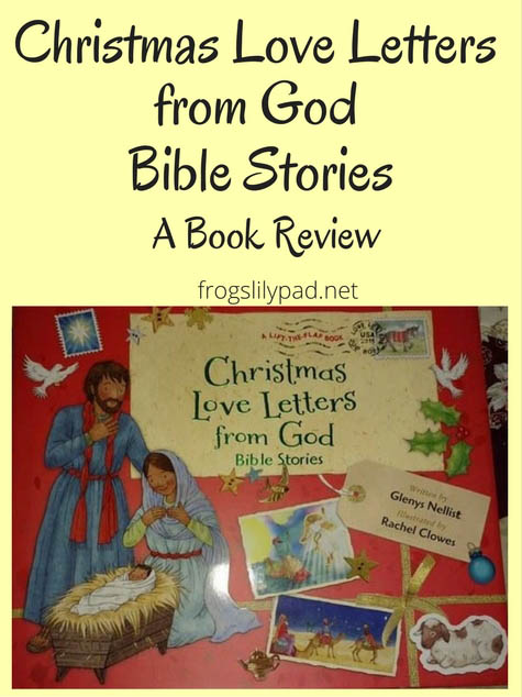 Christmas Love Letters from God Bible Stories - Children's Book Review