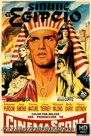 Sinuhe El Egipcio 1080p Latino