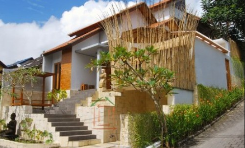 4 contoh gambar rumah di petak lahan yang minimalis - Moderne trapmodel ...
