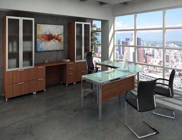 best modern office furniture sets design ideas