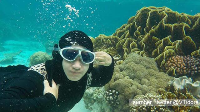 Visit Tidore Island