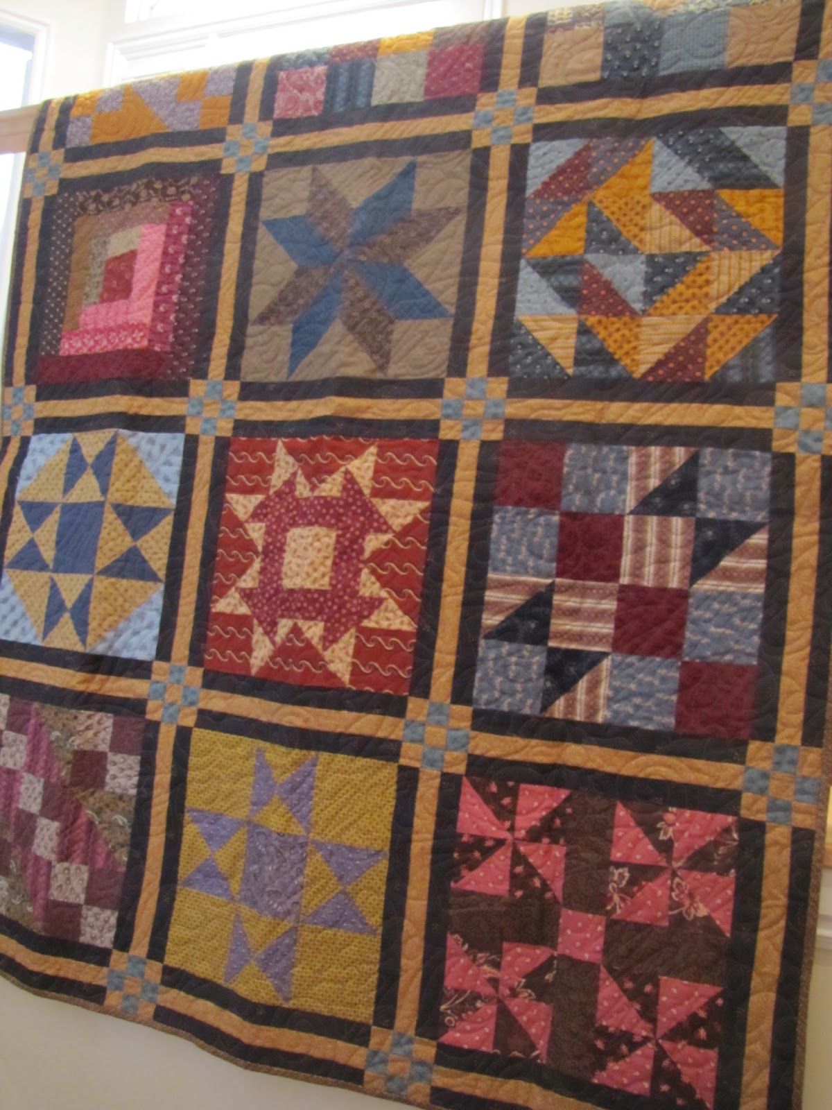 Bountiful Heirlooms Family Reunion Quilts