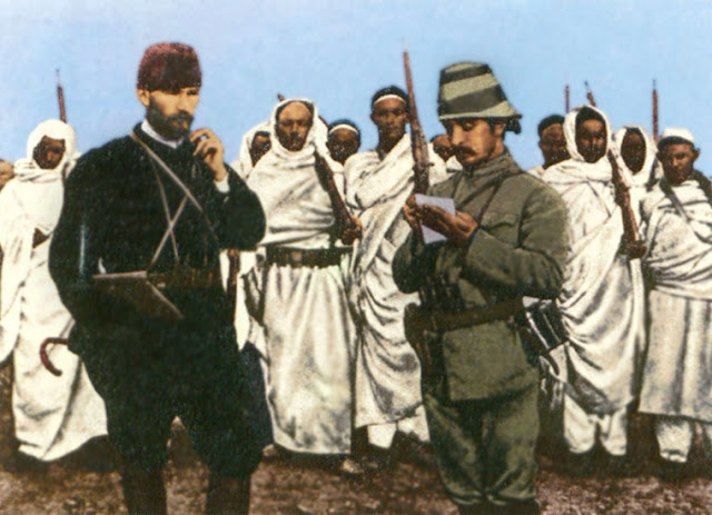 19 Soru-Cevapla Mustafa Kemal'in 1919 yılına kadar askerlik hayatı