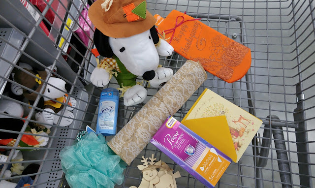 One shopping trip to @Walmart and I'm done! #ad #PoiseLinerLove