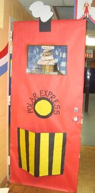 The Very Busy Kindergarten The Polar Express