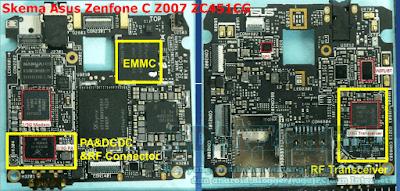 Asus Zenfone C Z007 ZC451CG
