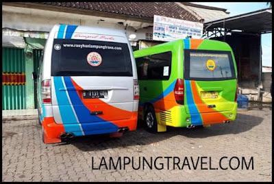 Travel Jakarta Ke Lampung