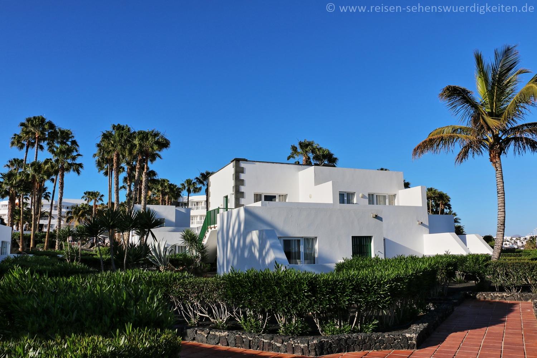 Hotelanlage Riu Paraiso Lanzarote Resort