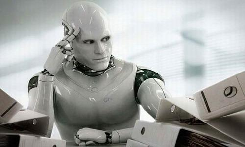 以為機器人只能取代體力活?錯,它可能讓全人類都沒有工作!