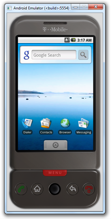 Simulator Android