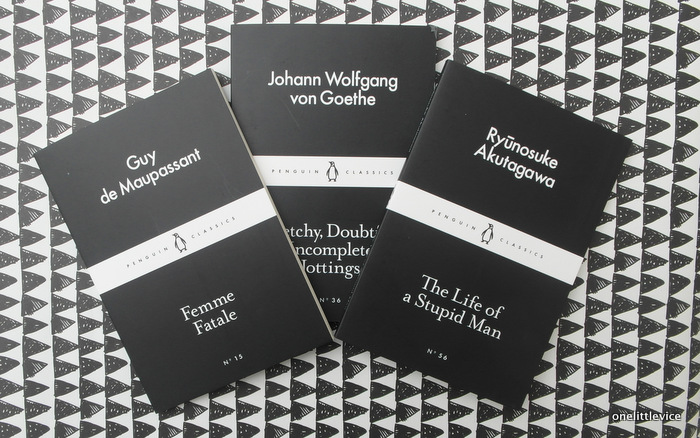 One Little Vice Beauty Blog: Penguin Affordable Books Review