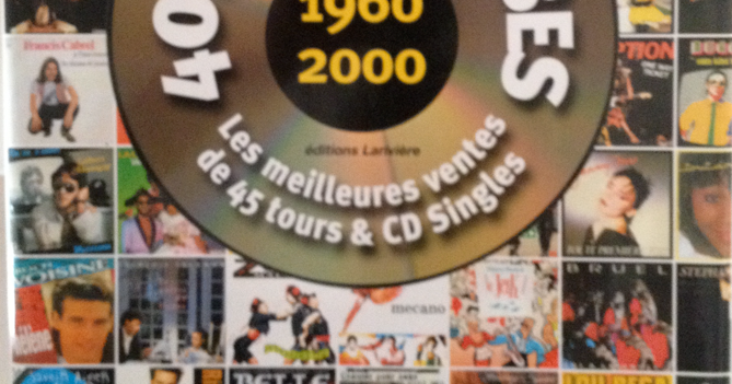 Mireille Mathieu Update: World Singles Charts And Sales TOP 50 In 58 Countries: FRANCE