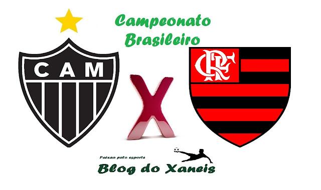 Atlético x Flamengo Brasileirão Série A 29/10/2016, 16:30 Mineirão - Minas Gerais