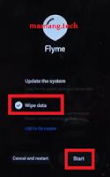 Cara Reset Ulang Meizu Pro 7 Plus