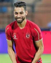 عمرو السولية يغيب عن مباراة الليلة بين الأهلي و النجمة اللبناني