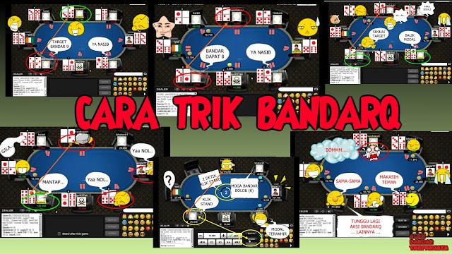 Strategi Kalahkan Play Bandarq Online
